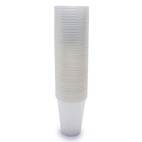 Disposable-Cups-Clear-225Ml-40Pk