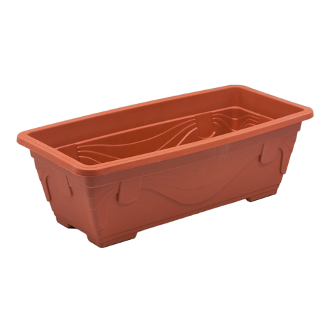 Rect.-Planter-Box-W/Tray