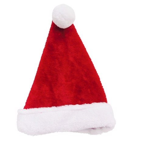 Santa Hat Plush Kids Uncle Bills XB1433