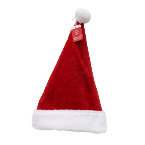 SANTA HAT PLUSH ADULTS Uncle Bills XB2994
