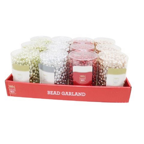 BEAD GARLAND 10m 4asst Uncle Bills XB4122