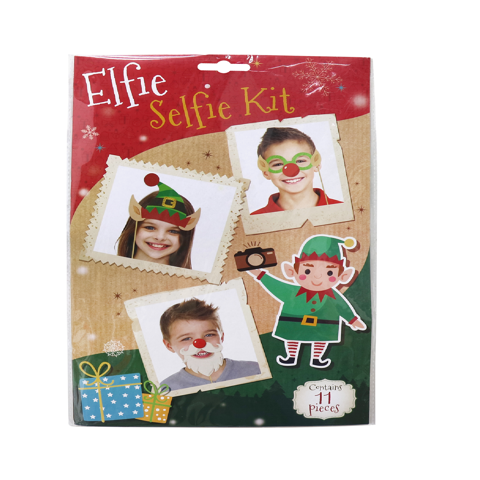 SELFIE KIT ELF YOURSELF 11pc Uncle Bills XB4331