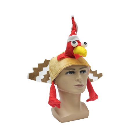 NOVELTY TURKEY HAT 2asst Uncle Bills XB4344