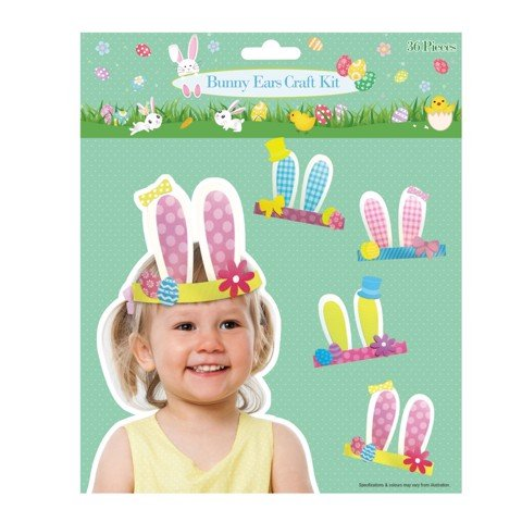 DIY BUNNY EARS KIT 36PC