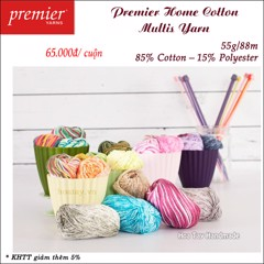 Premier Home Cotton Multis