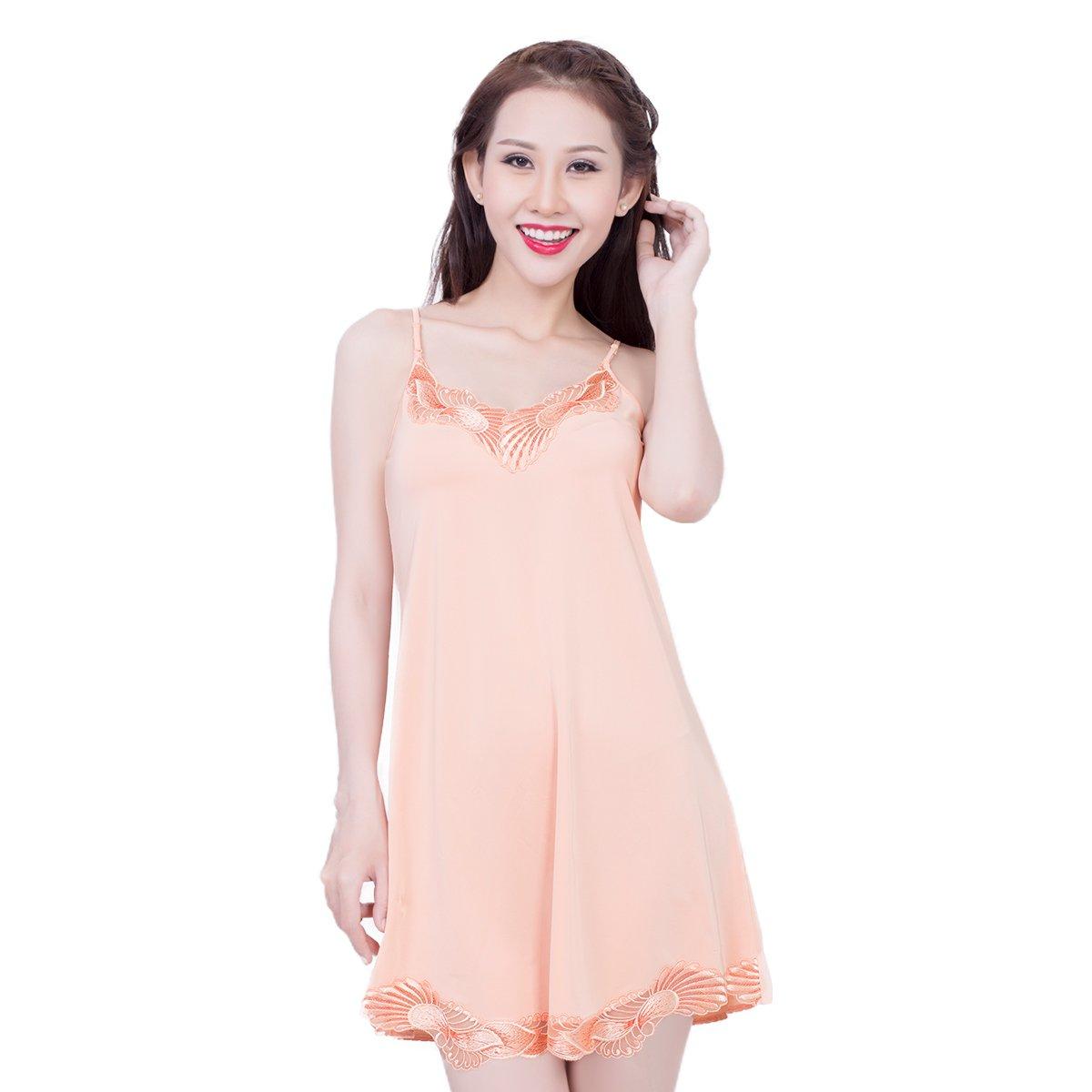 Áo ngủ váy ngủ cao cấp paltal an 012p 0078
