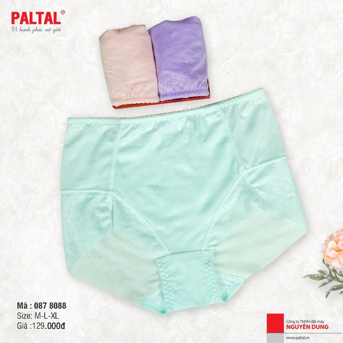 QUẦN LÓT GEN BỤNG & BODY CAO CẤP PALTAL 087P 8088