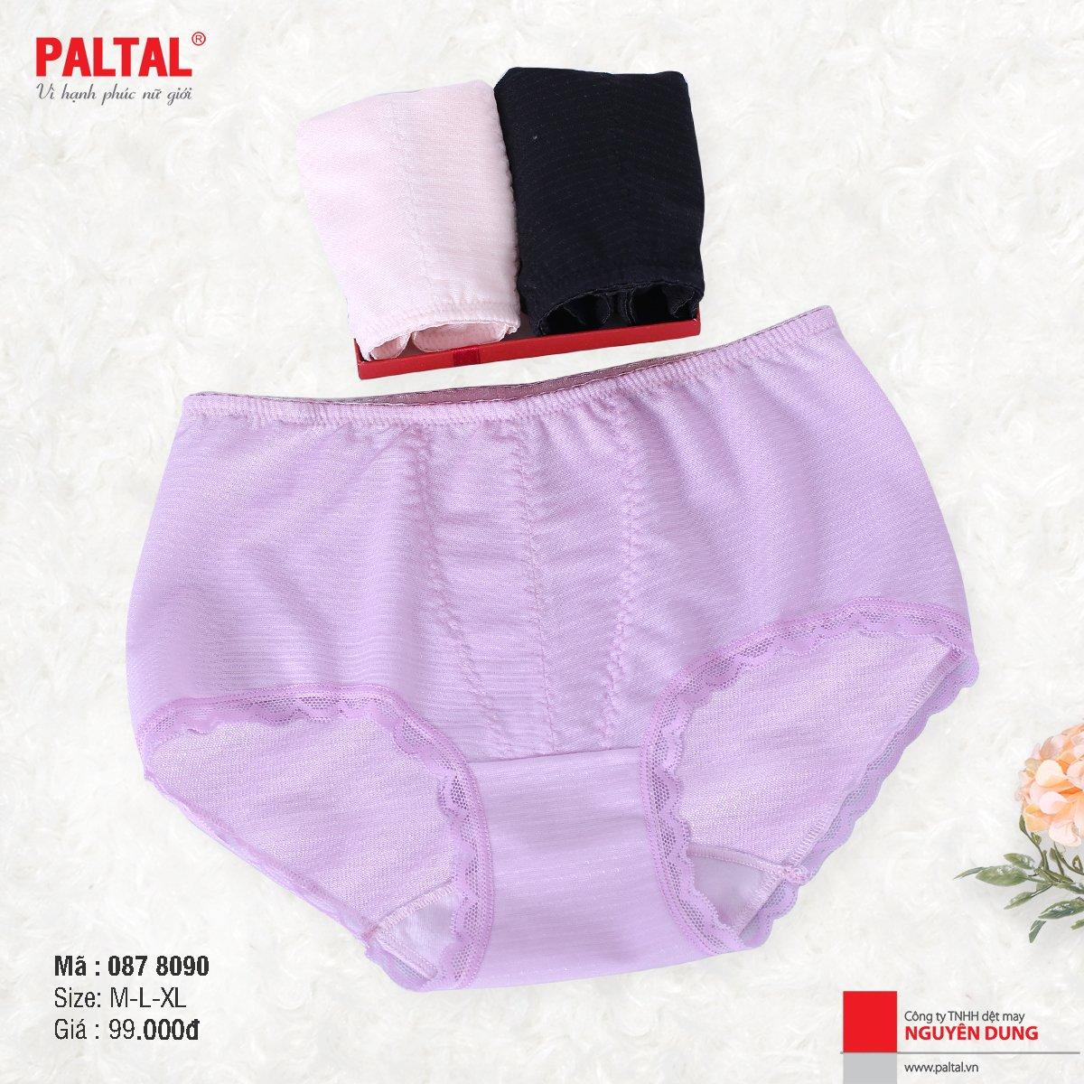 QUẦN LÓT GEN BỤNG & BODY CAO CẤP PALTAL 087P 8090
