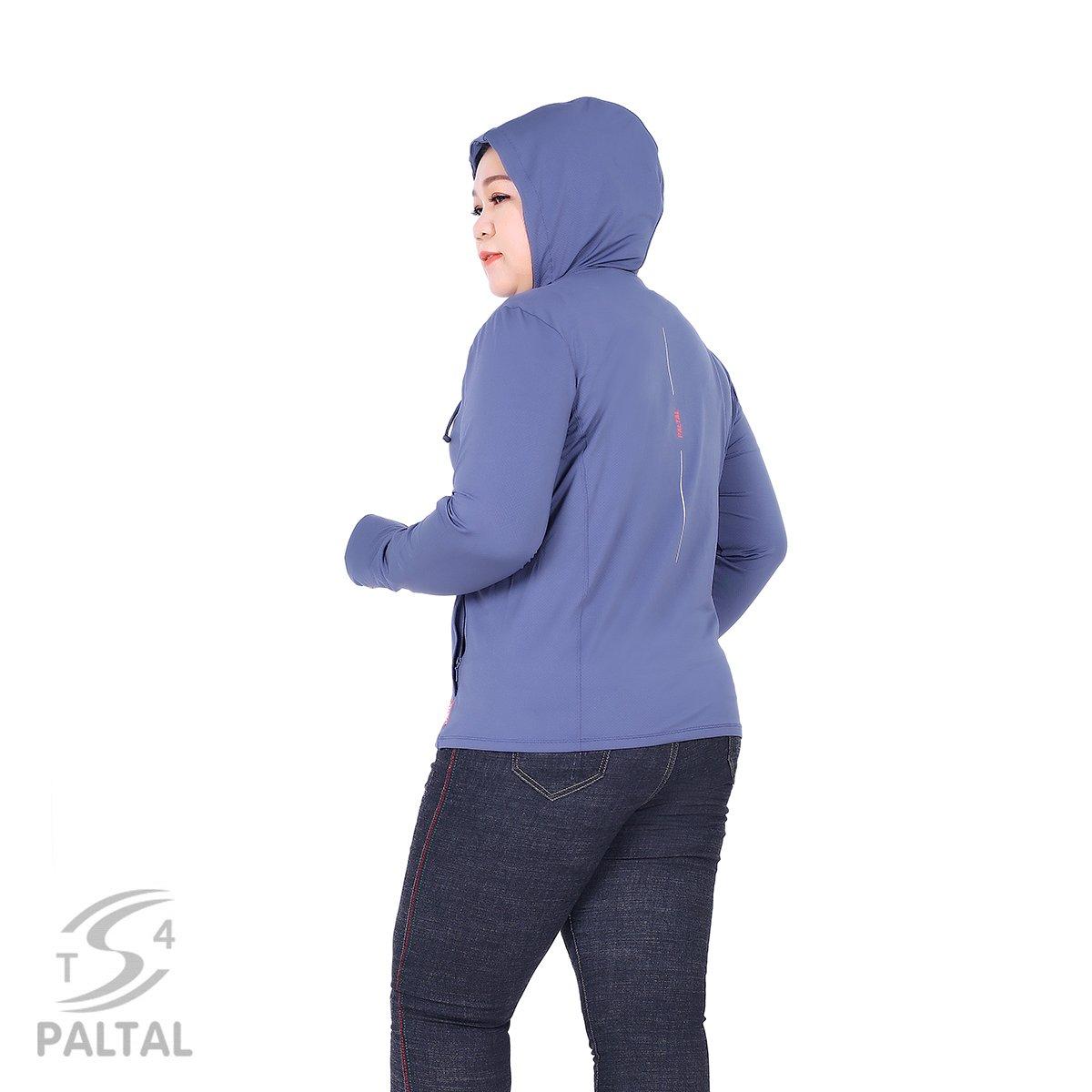 Áo khoác big size cao cấp có nón chống tia tử ngoại uv Paltal akcn 311p 1049