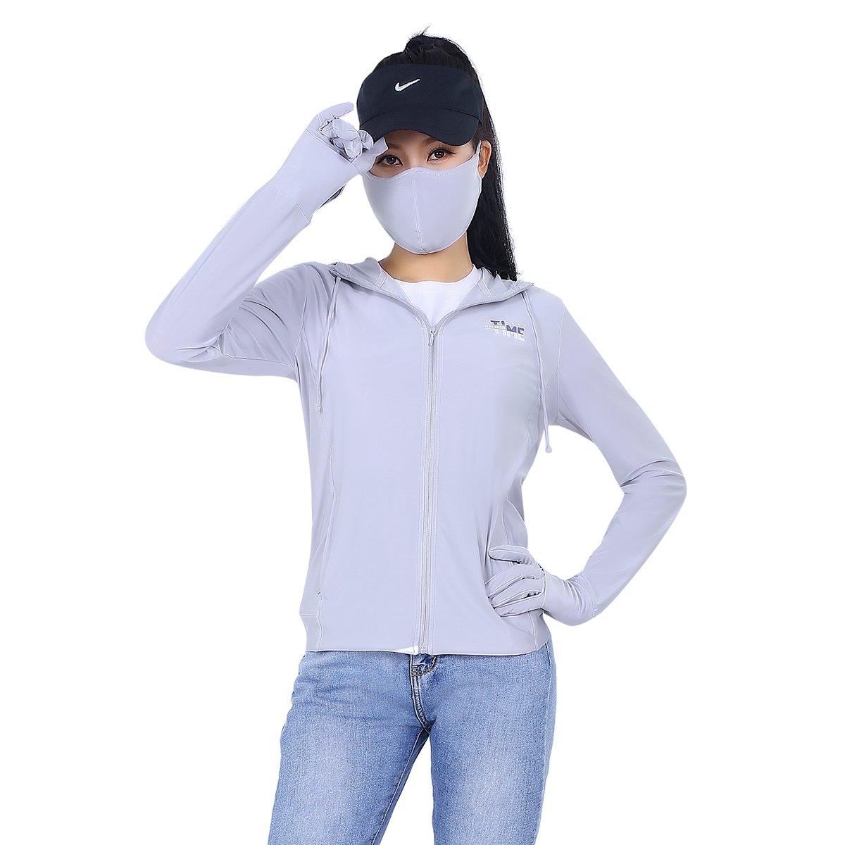 Áo khoác cao cấp có nón chống tia tử ngoại uv paltal akcn 151p 1056