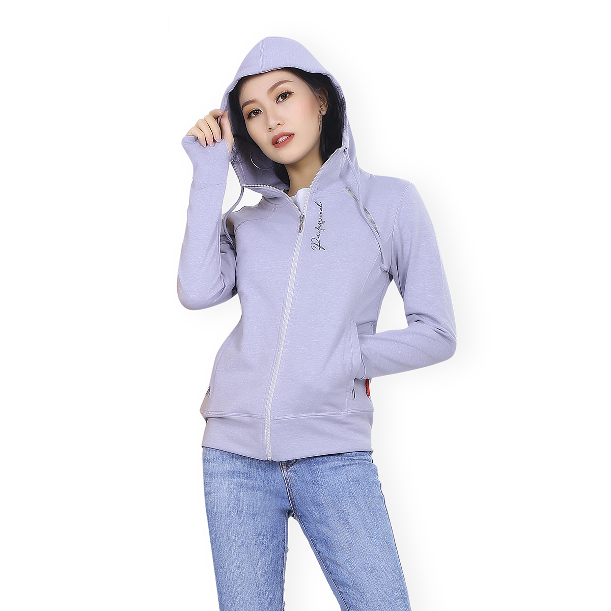 Áo khoác c3 cao cấp có nón chống tia tử ngoại uv akcn 401p 1060