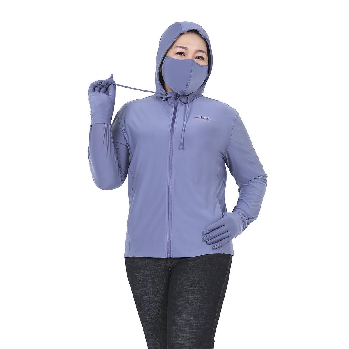 Áo khoác big size cao cấp có nón chống tia tử ngoại uv paltal akcn 151p 1058