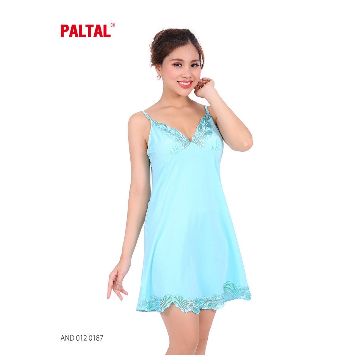 Áo ngủ Váy ngủ cao cấp PALTAL AND 012P 0187