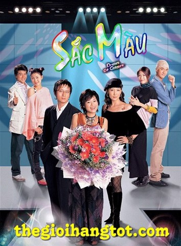 Sắc Màu - Dreams Of Colours - 下一站彩虹 - TVB - 2002 (20 tập)