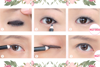 Chì kẻ viền mắt (nâu) - Milky Dress Barbie make auto gel liner