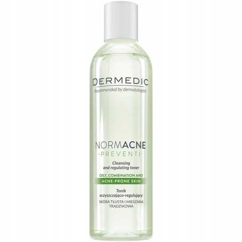 NORMACNE Cleansing and regulating skin tonner