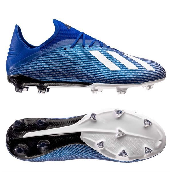 Adidas X 19.2 FG/AG Mutator - Royal Blue/Footwear White/Core Black