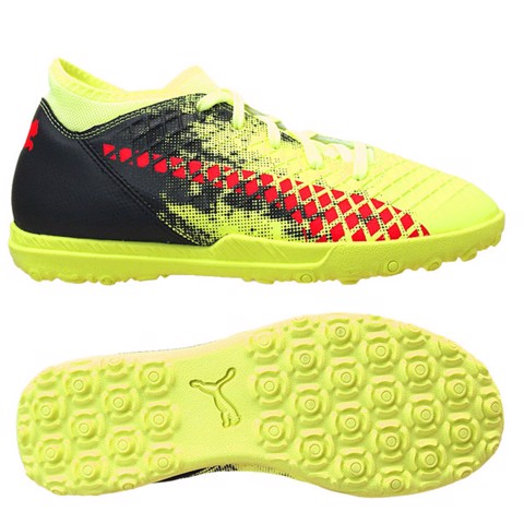 Puma Future 18.4 TT - Fizzy YellowRed BlastPuma Black