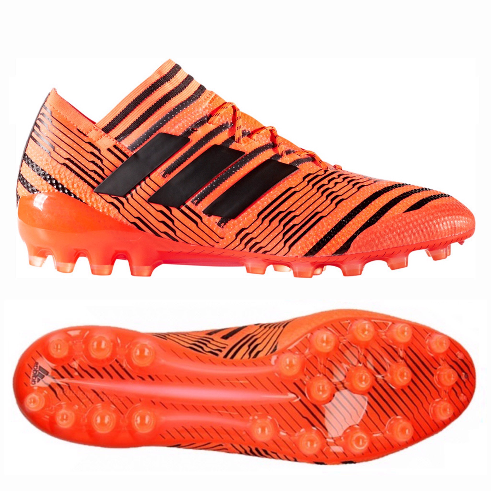 adidas Nemeziz 17.1 AG Pyro Storm - Solar Orange/Core Black/Solar Red