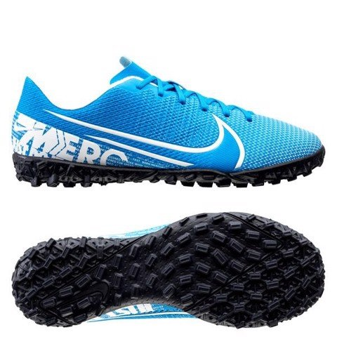 Nike Mercurial Vapor 13 Academy TF New Lights - Blue Hero/White Kids