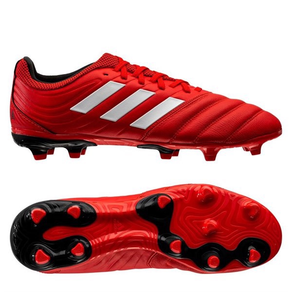 Adidas Copa 20.3 FG/AG Mutator - Action Red/Footwear White/Core Black