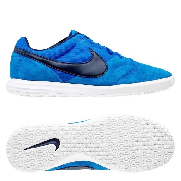 Nike Premier II Sala IC Skycourt - Soar / Midnight Navy / White