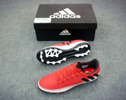 ADIDAS MESSI 16.3 AG RED/WHITE/CORE BLACK