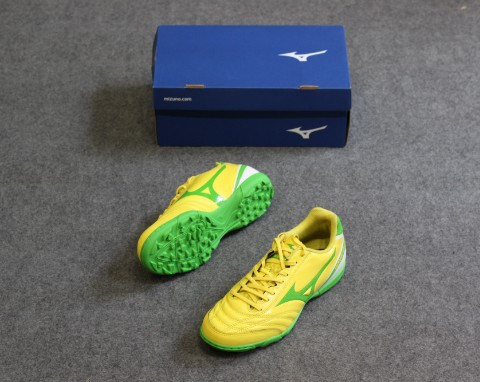 MIZUNO MONARCIDA SALA SELECT TF YELLOW/GREEN