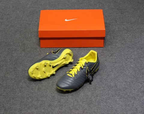 Nike Tiempo Legend 7 Pro FG Game Over - Dark Grey/Opti Yellow