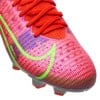 Nike Mercurial Vapor 14 Pro FG Spectrum - Bright Crimson/Metallic Silver