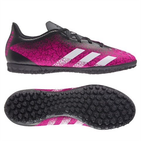 adidas Predator Freak .4 TF Superspectral - Core Black/Footwear White/Shock Pink