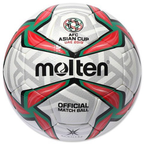 BÓNG ĐÁ MOLTEN F5V5003-A19U OFFICIAL ASIAN CUP 2019