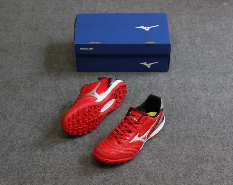 MIZUNO MONARCIDA SALA PRO TF RED/WHITE/BLACK