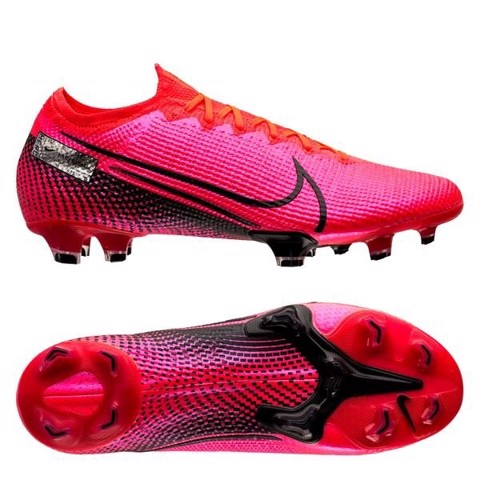 Nike Mercurial Vapor 13 Elite FG Future Lab - Laser Crimson/Black