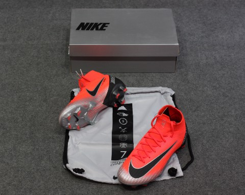 Nike Mercurial Superfly 6 Elite FG CR7 Chapter 7: Built On Dreams - Red/Black