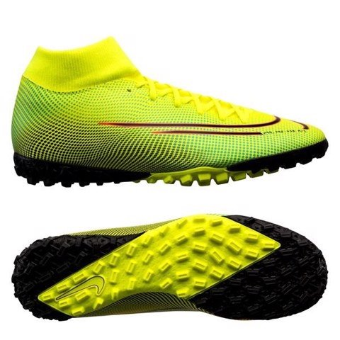 Nike Mercurial Superfly 7 Academy TF Dream Speed 2 - Lemon Venom/Black/Aurora Green