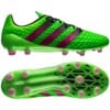 Adidas Ace 16.1 FG/AG Solar Green- Shock Pink- Core BlacK