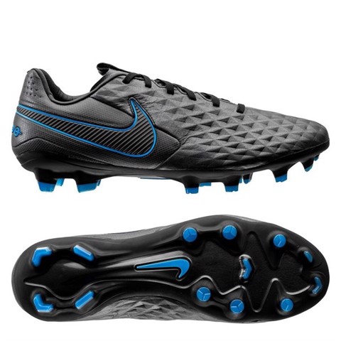 Nike Tiempo Legend 8 Pro FG Under The Radar - Black/Blue Hero