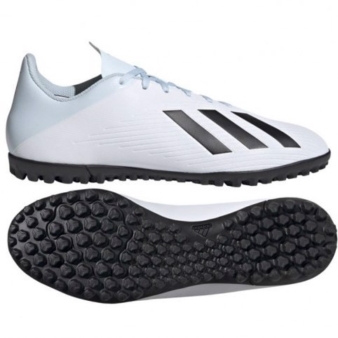 ADIDAS X 19.4 TF UNIFORIA - WHITE/CORE BLACK