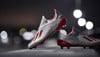 adidas X 19+ FG/AG 302 Redirect - Silver Metallic/Red/Footwear White