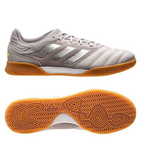 adidas Copa 20.3 Sala IN Encryption - Grey Two/Metallic Silver/Grey Three