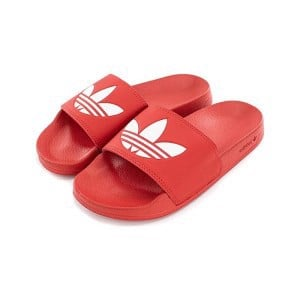 ADIDAS ADILETTE LITE RED/WHITE