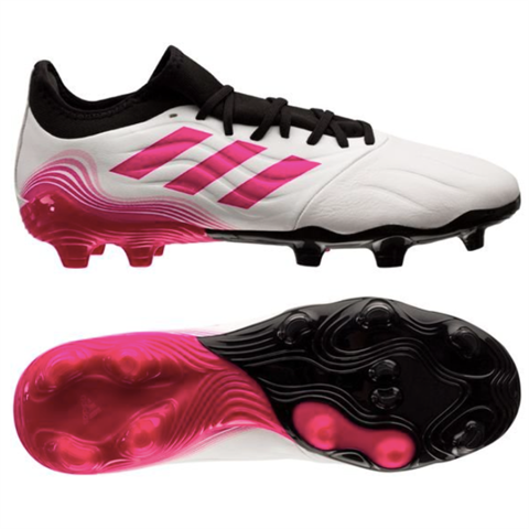 adidas Copa Sense .3 FG/AG Superspectral - Footwear White/Shock Pink