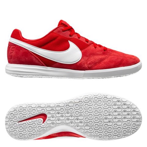 NIKE PREMIER II SALA - UNIVERSITY RED/WHITE