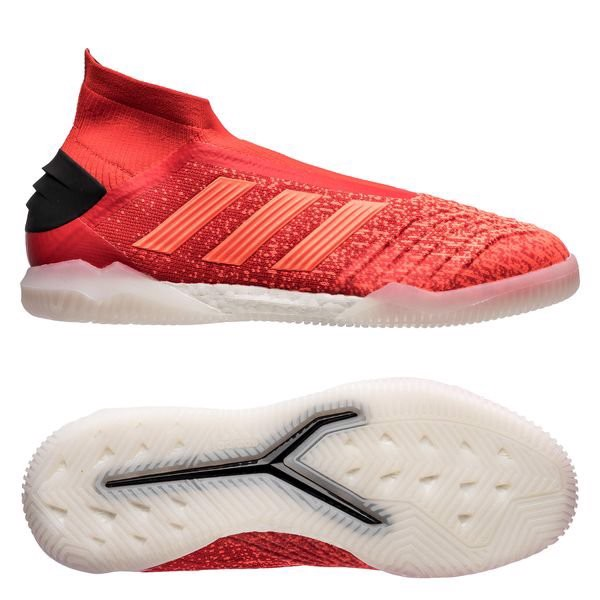 adidas Predator Tango 19+ IN Boost Initiator - Action Red/Core Black