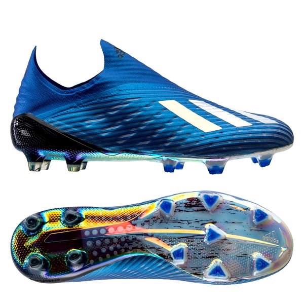 adidas X 19+ FG/AG Mutator - Royal Blue/Footwear White/Core Black