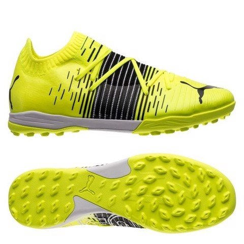 PUMA Future Z 1.1 Pro Cage TT Game On - Yellow Alert/PUMA Black/PUMA White