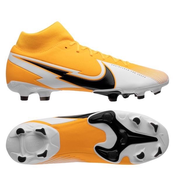 Nike Mercurial Superfly 7 Academy MG Daybreak - Laser Orange/Black/White
