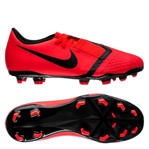 Nike Phantom Venom Academy FG Game Over - Bright Crimson/Black