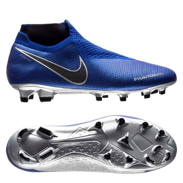 Nike Phantom Vision Elite DF FG Always Forward - Racer Blue/Black